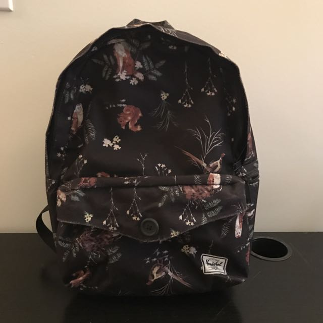 "Herschel Backpack- Can Fit A 13"" Mac"