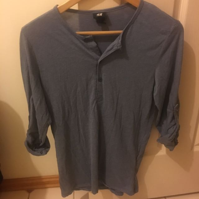 H&M Men's Top Size S