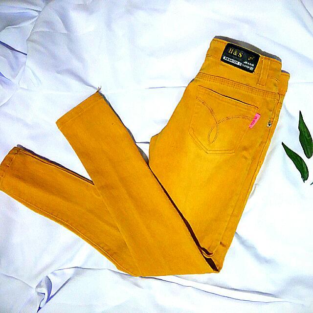 H&S Skinny Jeans