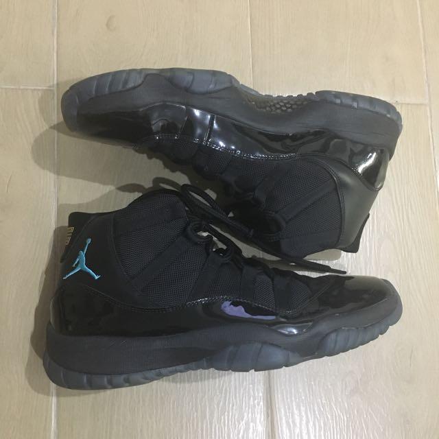 Jordan XI Gamma Blue