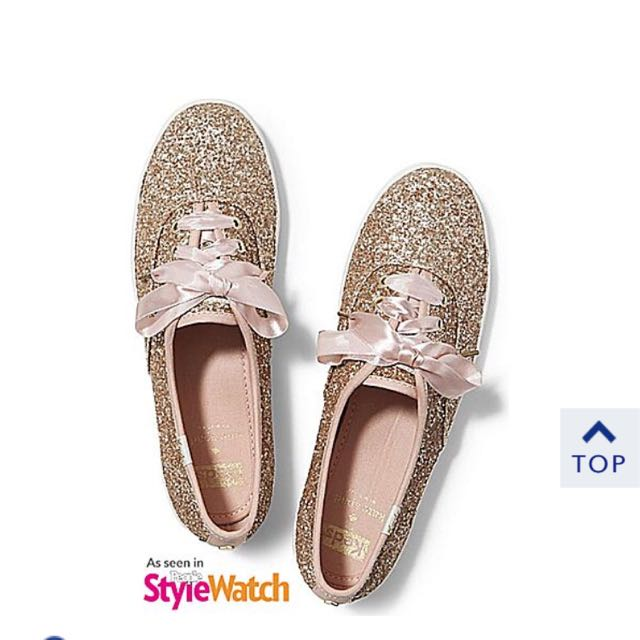 Kate Spade X Keds Gliders Shoes