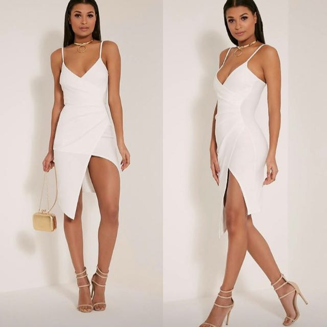 Kylie White Dress