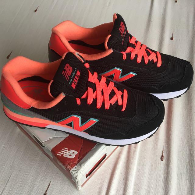 Last Pair! New Balance NB515 Black Orange! Size 41