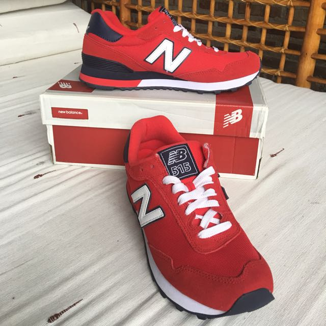 Last Pair! New Balance NB515 RED! Size 40,5