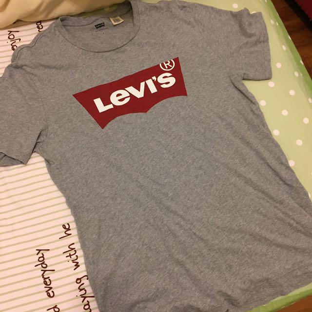 Levi's 灰色經典款