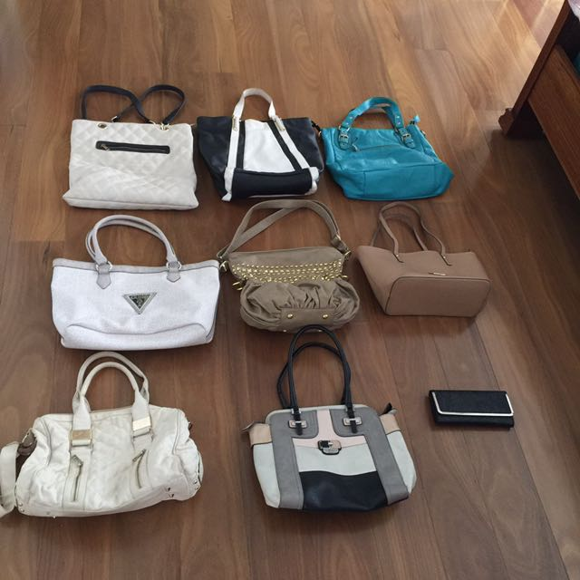 Lot Of Handbags