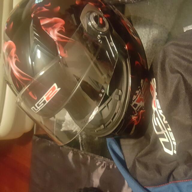 LS2 Small Helmet