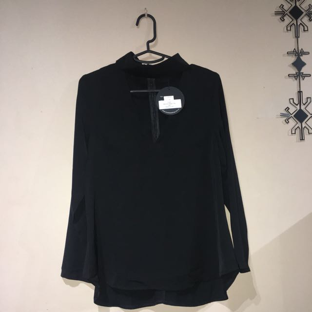 Luvalot Black Long Sleeve