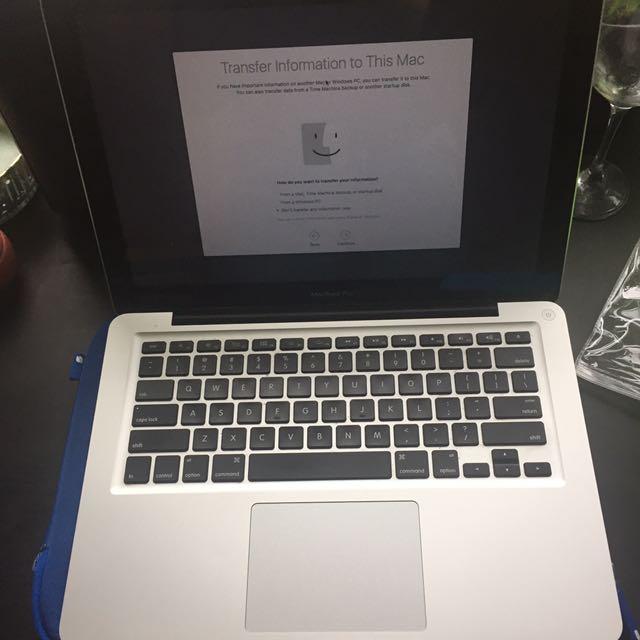 MacBook Pro 2012 Model