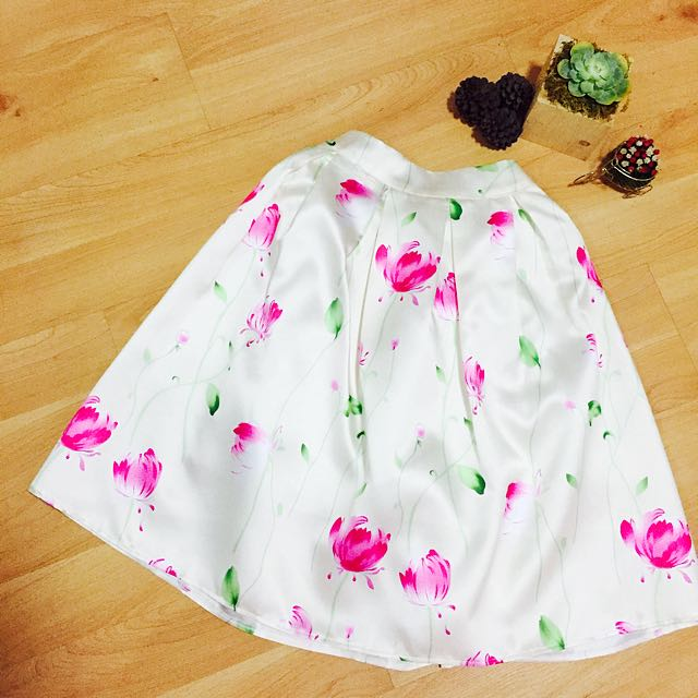 Mid Shirt Floral