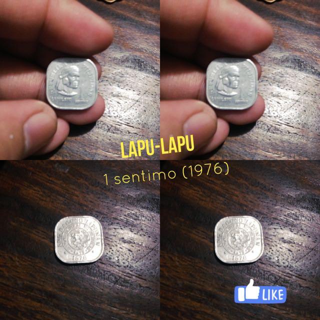 Old Coin LapuLapu (1976 )
