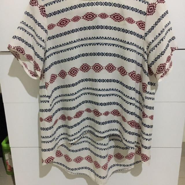 Patteren blouse