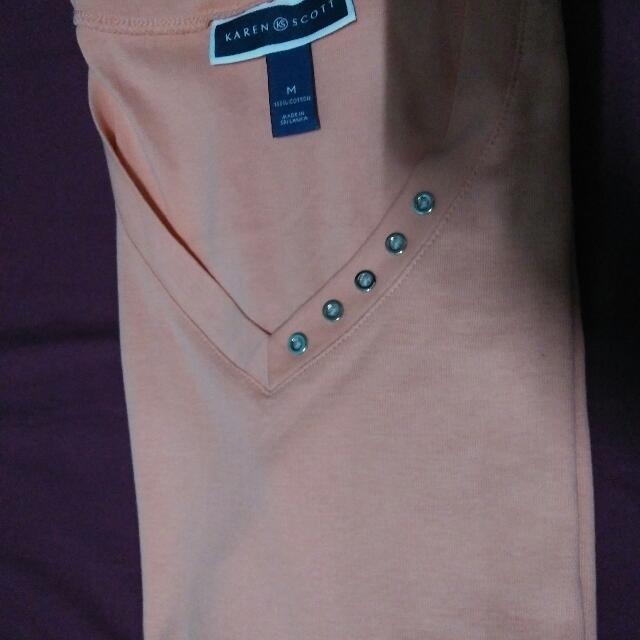 Plus Size Half Sleeve Shirt
