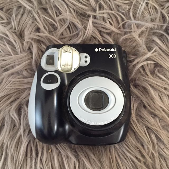 Polaroid 300 Camera, Photography on Carousell