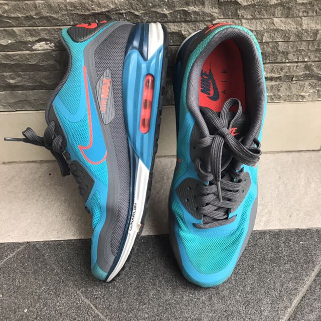 PRELOVED LIKE NEW SESUAI FOTO NIKE AIR MAX 90 BLUE