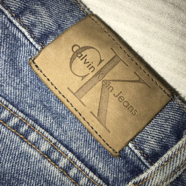 RARE Calvin Klein CK Vintage Jeans