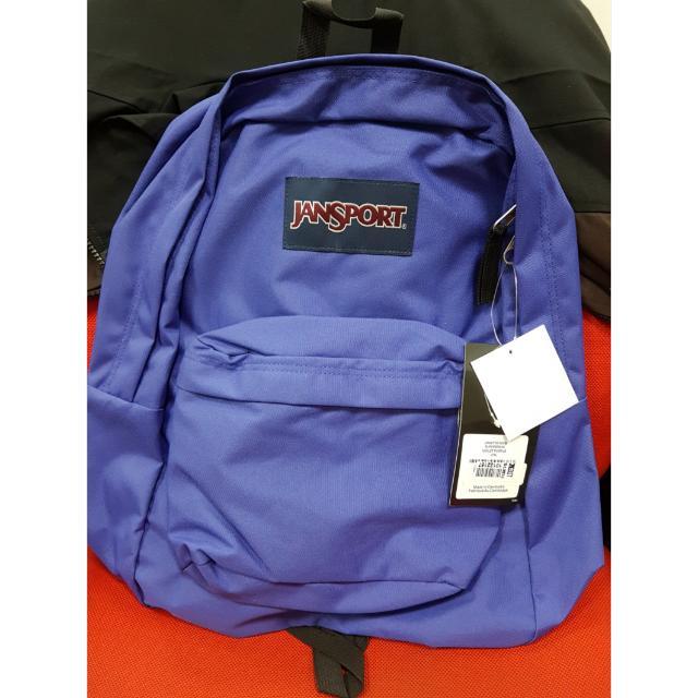 [READY] Jansport Superbreak 25 L Original (Color : Violet Purple)