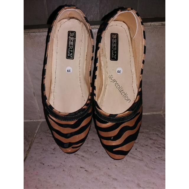 [REPICE] Flatshoes Leopard