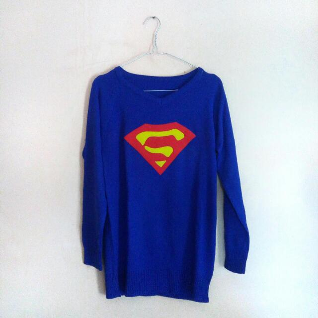 REPRICE - Sweater Superman
