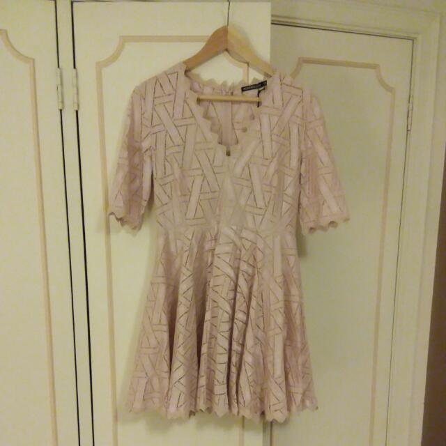 Rose Bullet Pink Dress