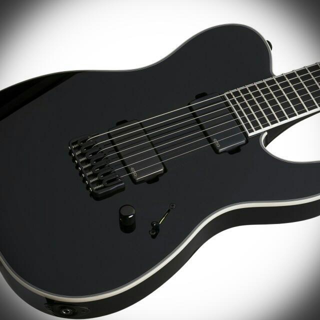 Schecter Guitar Chris Garza PT 7