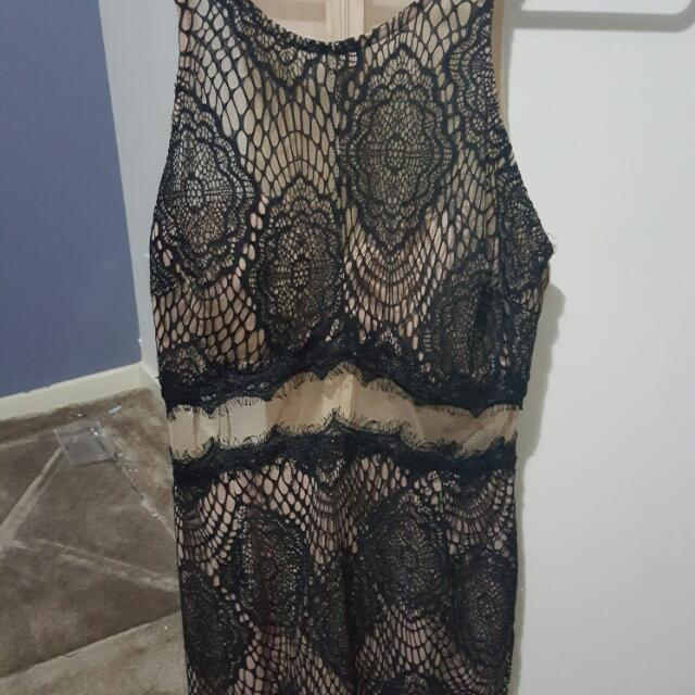 Sexy Going Out Dress Sz 8