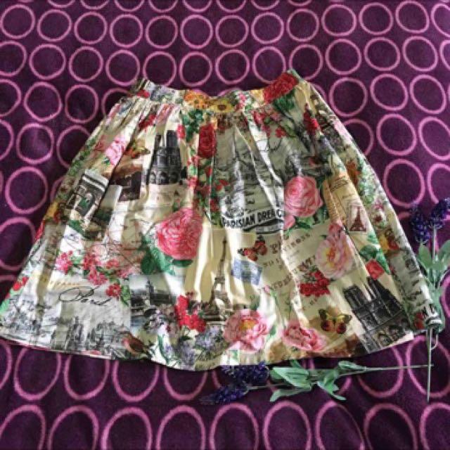 Skirt - Handmade