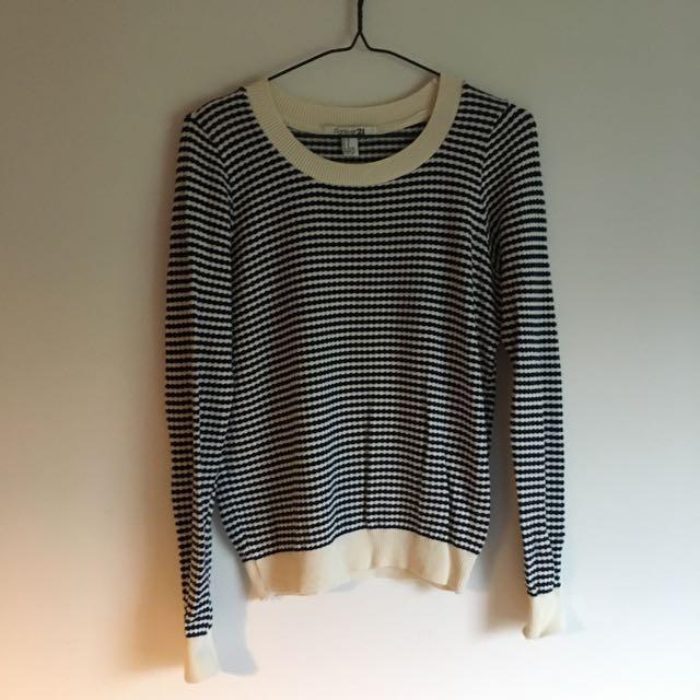 Soft Stripe Sweater