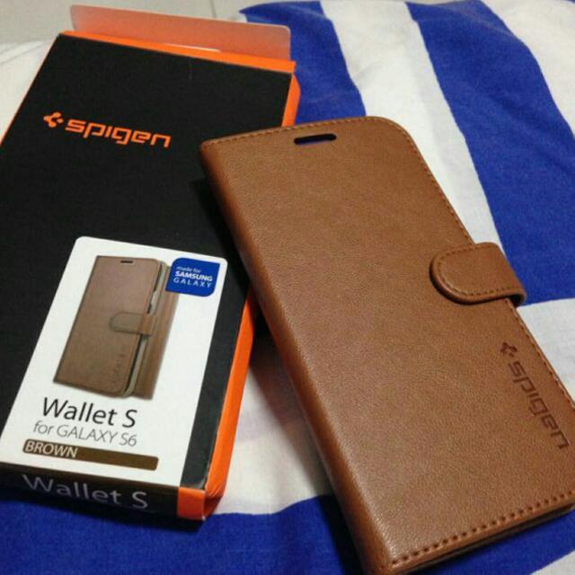 Spigen Wallet S For Galaxy S6