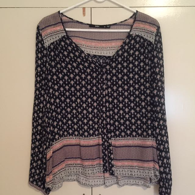Sportsgirl Top, Excellent Condition. Size 10