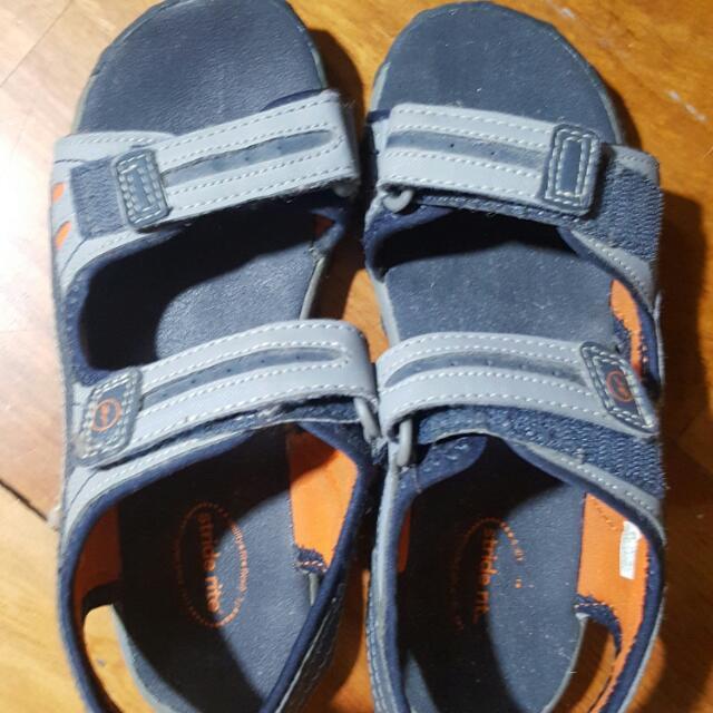 stride rite sandals for boys