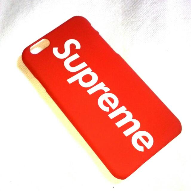 Supreme Case for iPhone 6 / 6s