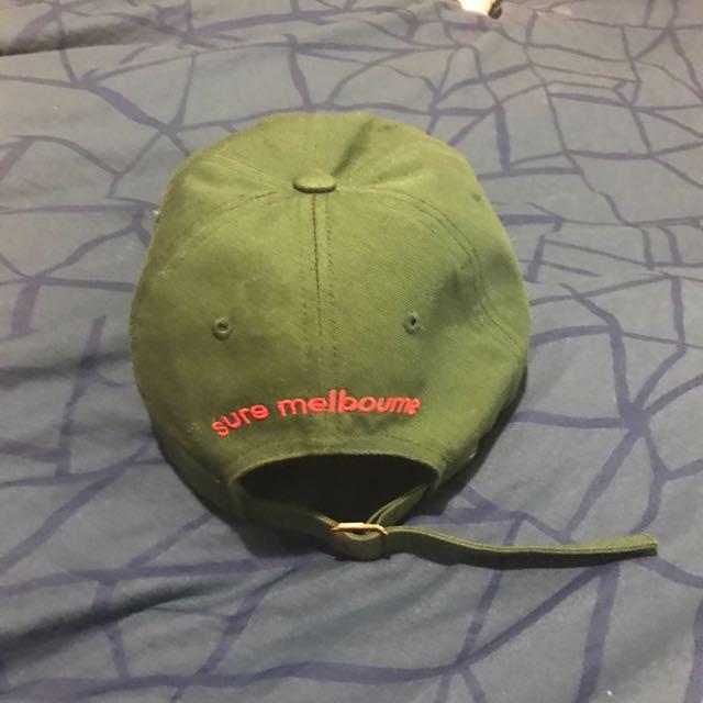 Sure Melbourne Cap With Strap