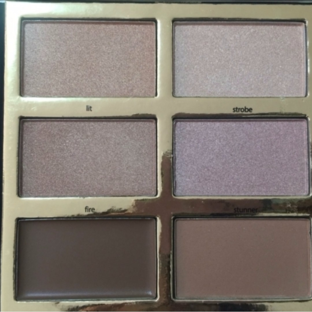 Tarte Highlight Glow Palette