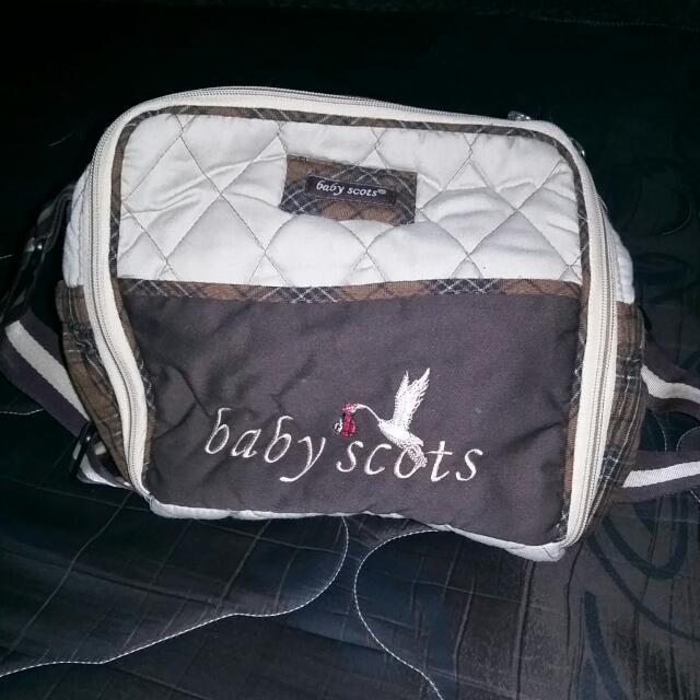 Tas Baby Scots Mumer