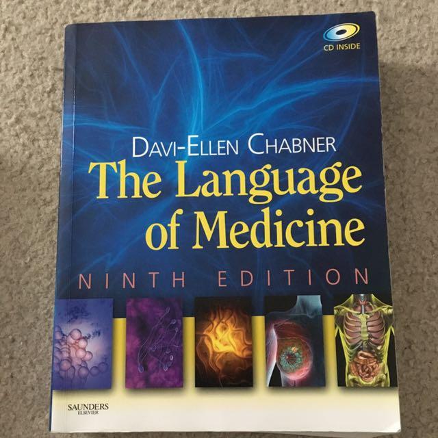 The Language Of Medicine 9th Edition