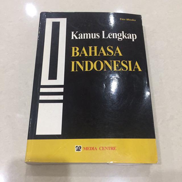 Tim Media - Kamus Lengkap Bahasa Indonesia