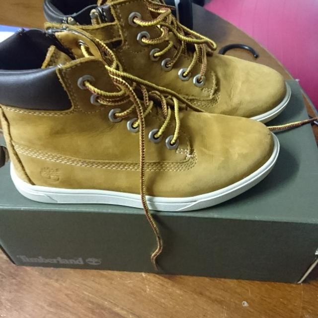 Timberlands Size 12