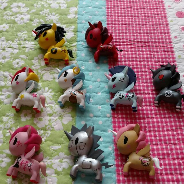 Tokidoki Unicorno Series 1 (Retired)