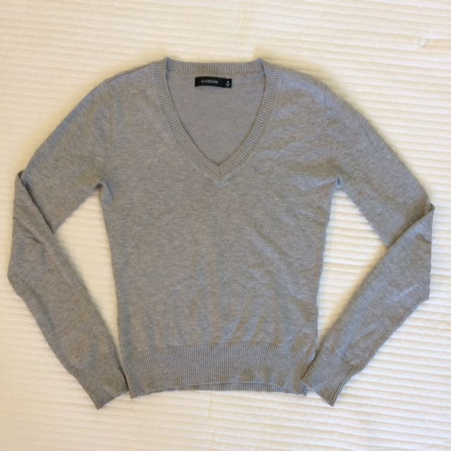 V Line Long Sleeve (Glassons)