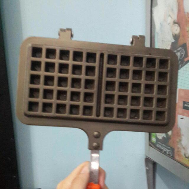 Waffle Maker Signora