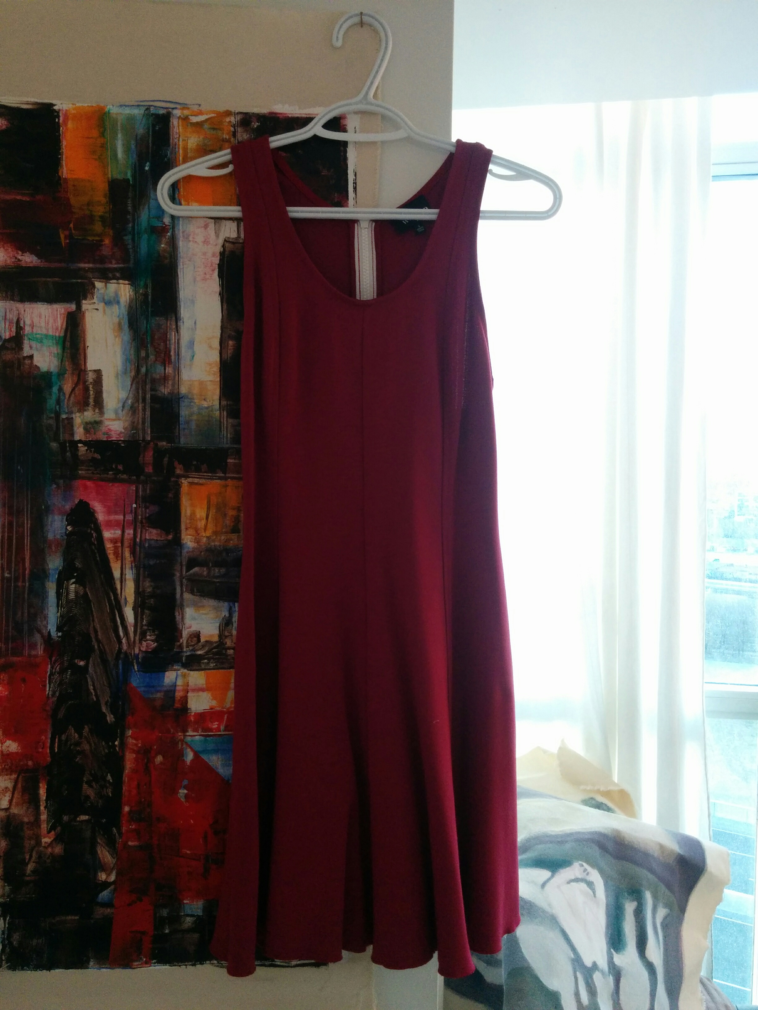 Wilfred Free Red Dress