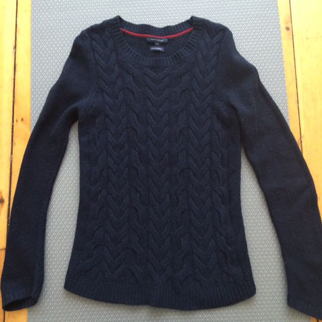 XS Tommy Hilfiger Cashmere Sweater