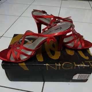 REPRICE Fiomi Night Red Heels