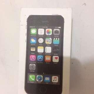 Iphone 5s 16 Grey Ex Ibox
