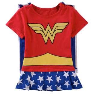 Baby Romper Wonderwoman 1 piece