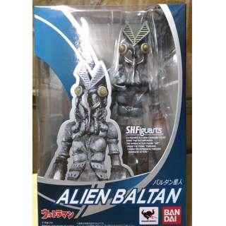全新 BANDAI SHF S.H.Figuarts Ultraman 巴魯坦星人 Alien Baltan