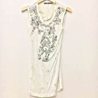 DISKON 50% Mini Dress Tie Dye Sportsgirl