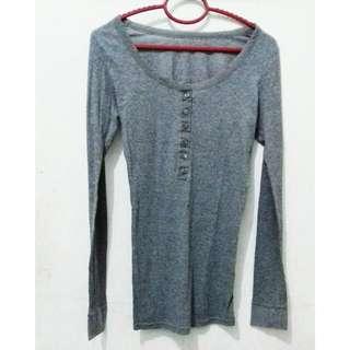 Knit Grey Longsleeve