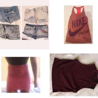 SHOP MY CLOTHES